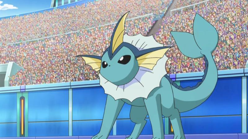 Illustration for article titled Pokémon Go reduce el poder de Vaporeon, uno de los más poderosos que existían en el juego