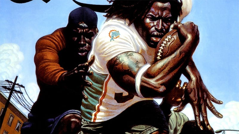 Illustration for article titled EA Is Being Sued Over A... Tattoo. From 2004.