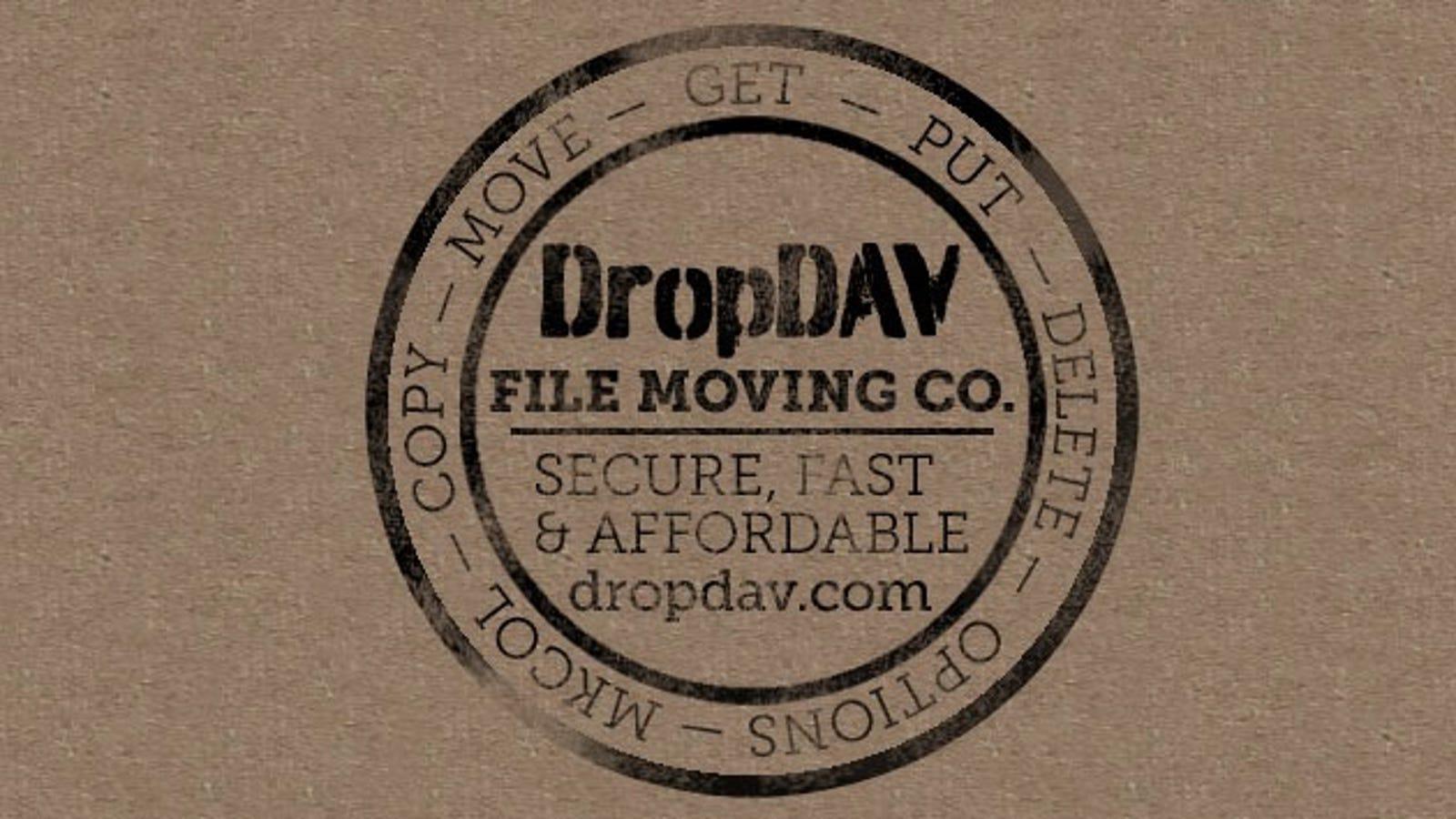 Dropbox Webdav