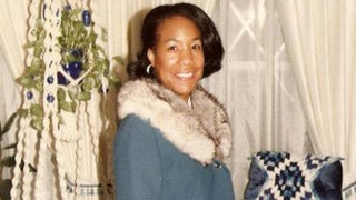 Deloris Belton, pictured at her home in St. Louis in the 1980s.Belton family photo
