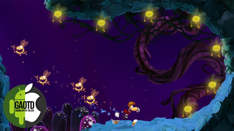 Illustration for article titled The Next Excellent Rayman Game is On My iPad