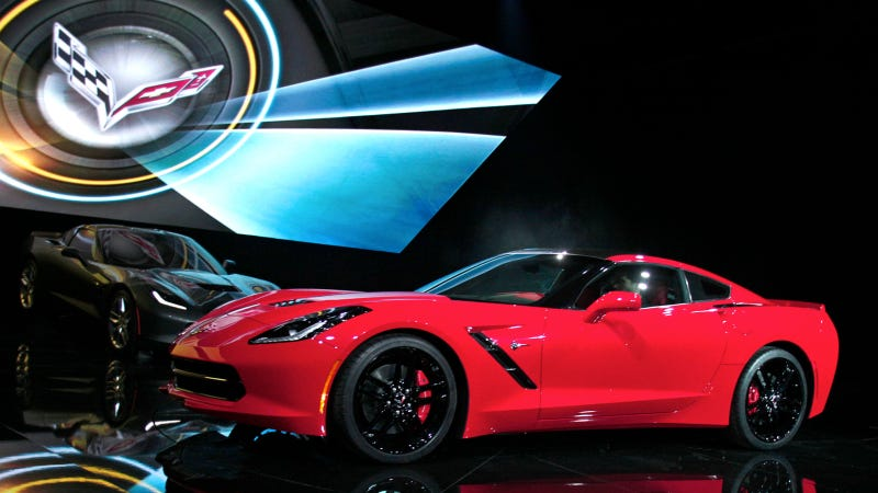 Illustration for article titled New Corvette: The Stingray Returns