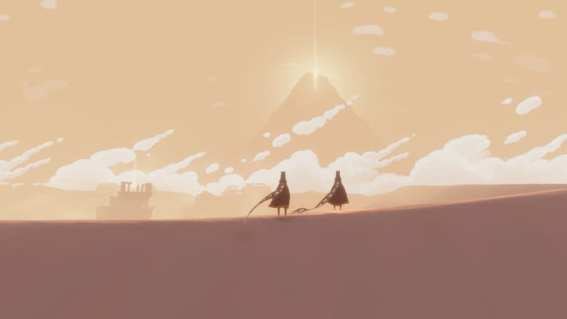Illustration for article titled Go Play Journey Again
