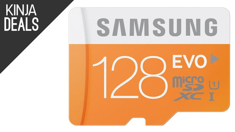 Illustration for article titled Score Some MicroSD Cards with Tiny Prices and Huge Capacities
