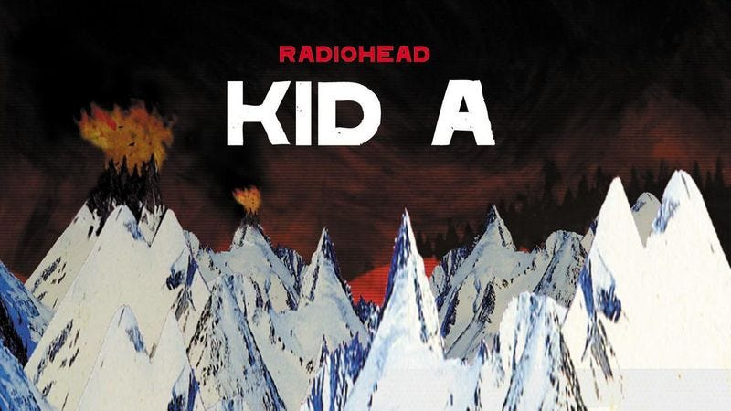 Illustration for article titled Read This: How Radiohead's Kid A kicked off a streaming revolution