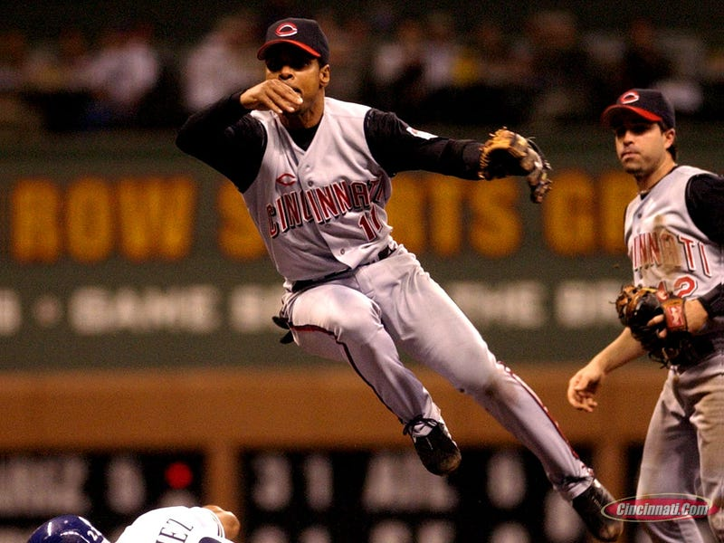 "Illustration for article titled Barry Larkin Will Make The Hall Of Fame, According To ""Exit Poll"""