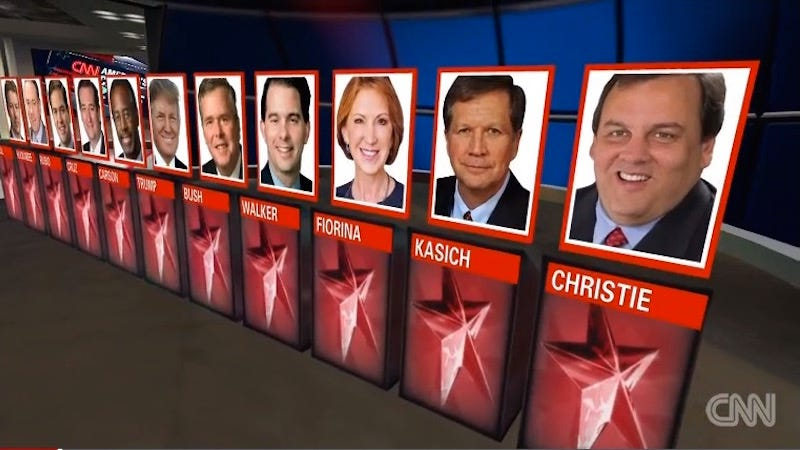 Illustration for article titled Stream CNN's Republican Debate Online, No Cable Required