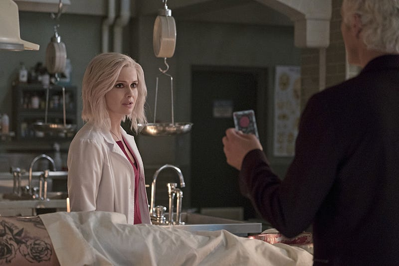 Illustration for article titled iZombie's Magician Episode Is Pitch Perfect