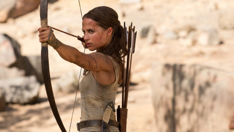 Oh, There's Gonna Be a Tomb Raider Sequel? Sure, OK