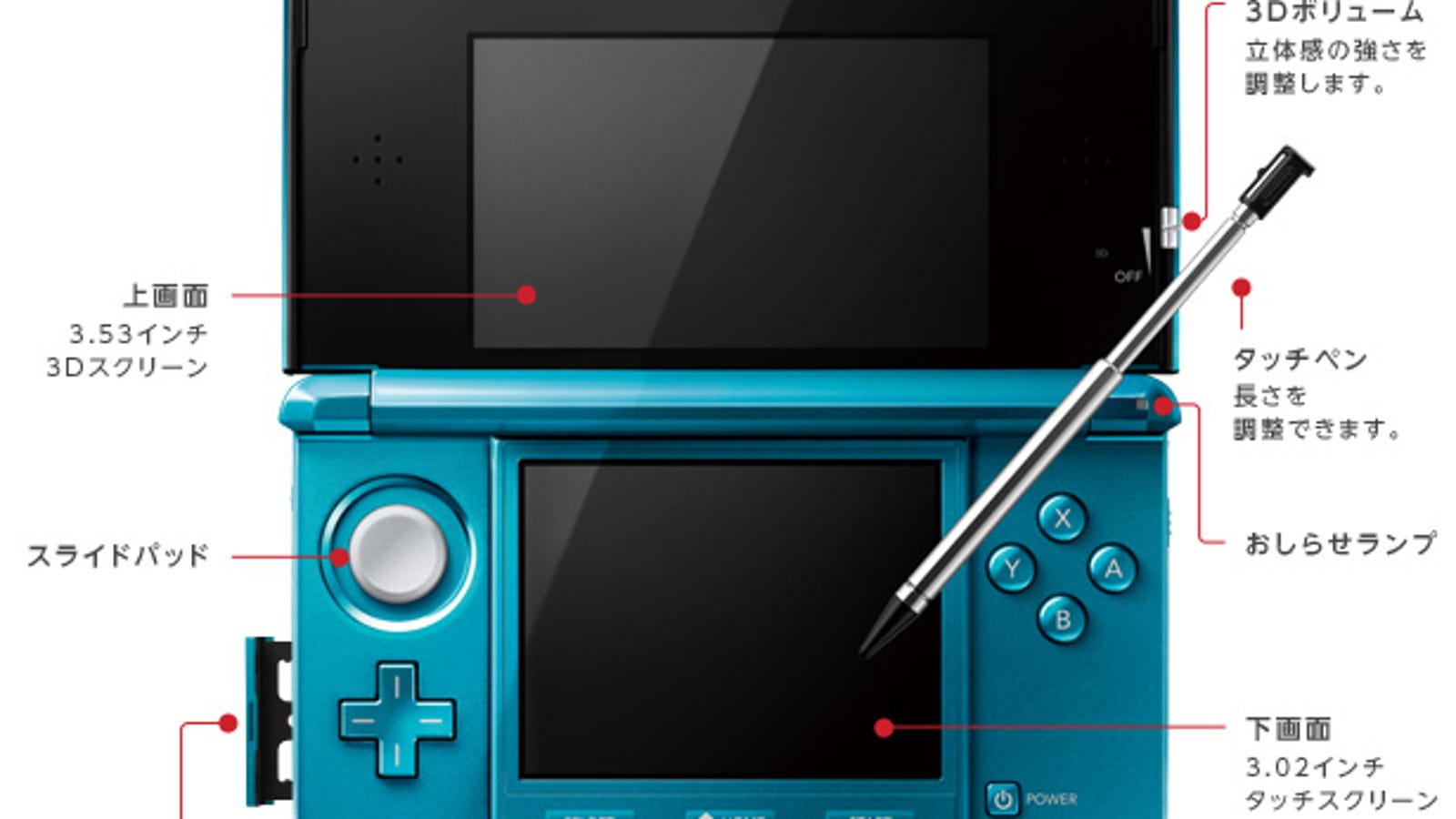 3DS Gets Price, Date, Streaming TV, Games, Details