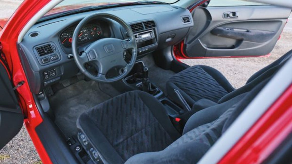 Someone Just Paid 22750 For This Absurdly Pristine 2000 Honda Civic Si