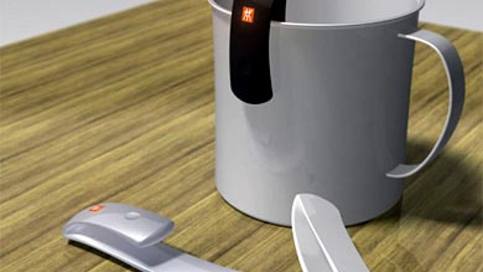 Fuel Cell Beverage Heater Keeps Your Coffee Drinkable