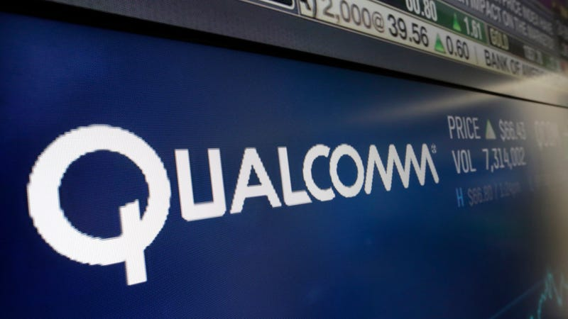 Illustration for article titled Qualcomm Scored $ 4.5 Billion or More in Settlement With Apple