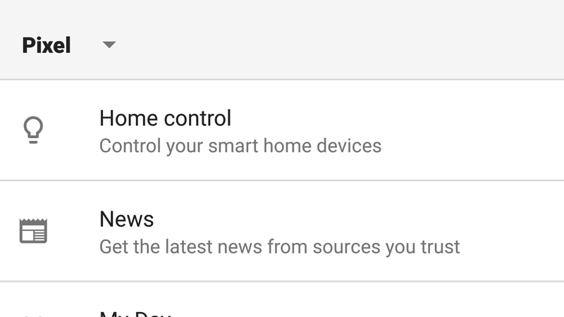 Illustration for article titled You Can Now Add Smart Home Devices to Google Assistant On the Pixel