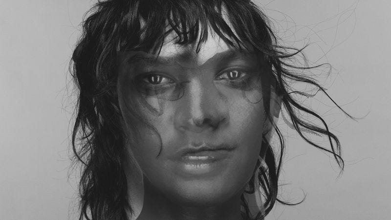 Illustration for article titled Anohni makes pop music for a world about to burst