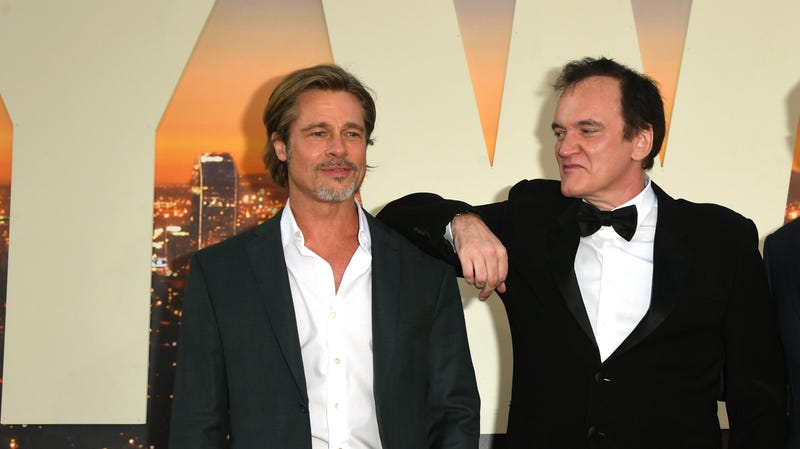 Brad Pitt confirms that Tarantino is considering a Once Upon A Time… In Hollywood miniseries