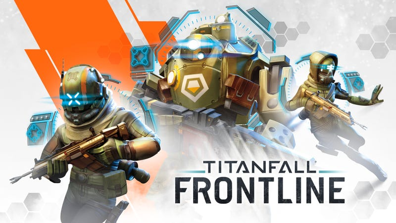 Illustration for article titled Titanfall Gets A Mobile Trading Card Game