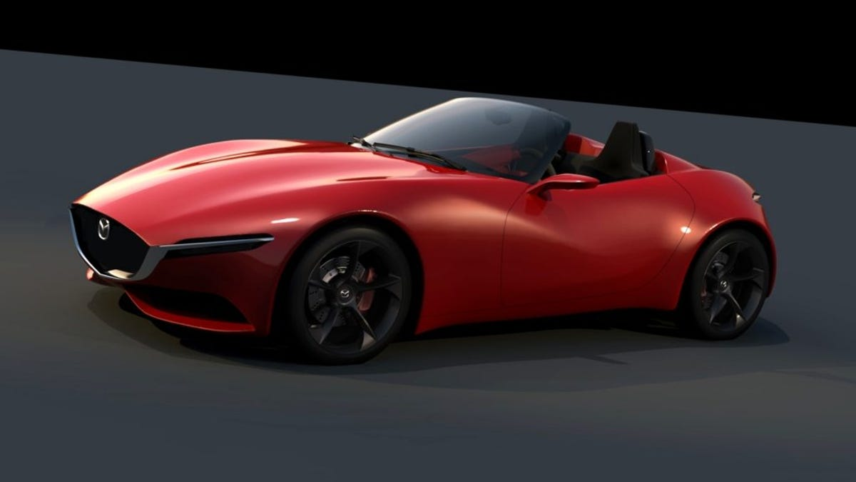 Here's How Mazda Designed The New Miata To Be Like The Original
