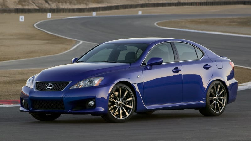 it 39 s time to make a case for the lexus is f. Black Bedroom Furniture Sets. Home Design Ideas
