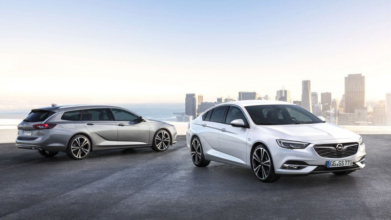The Next Buick Regal Might Be A Hatchback Or Wagon: Report