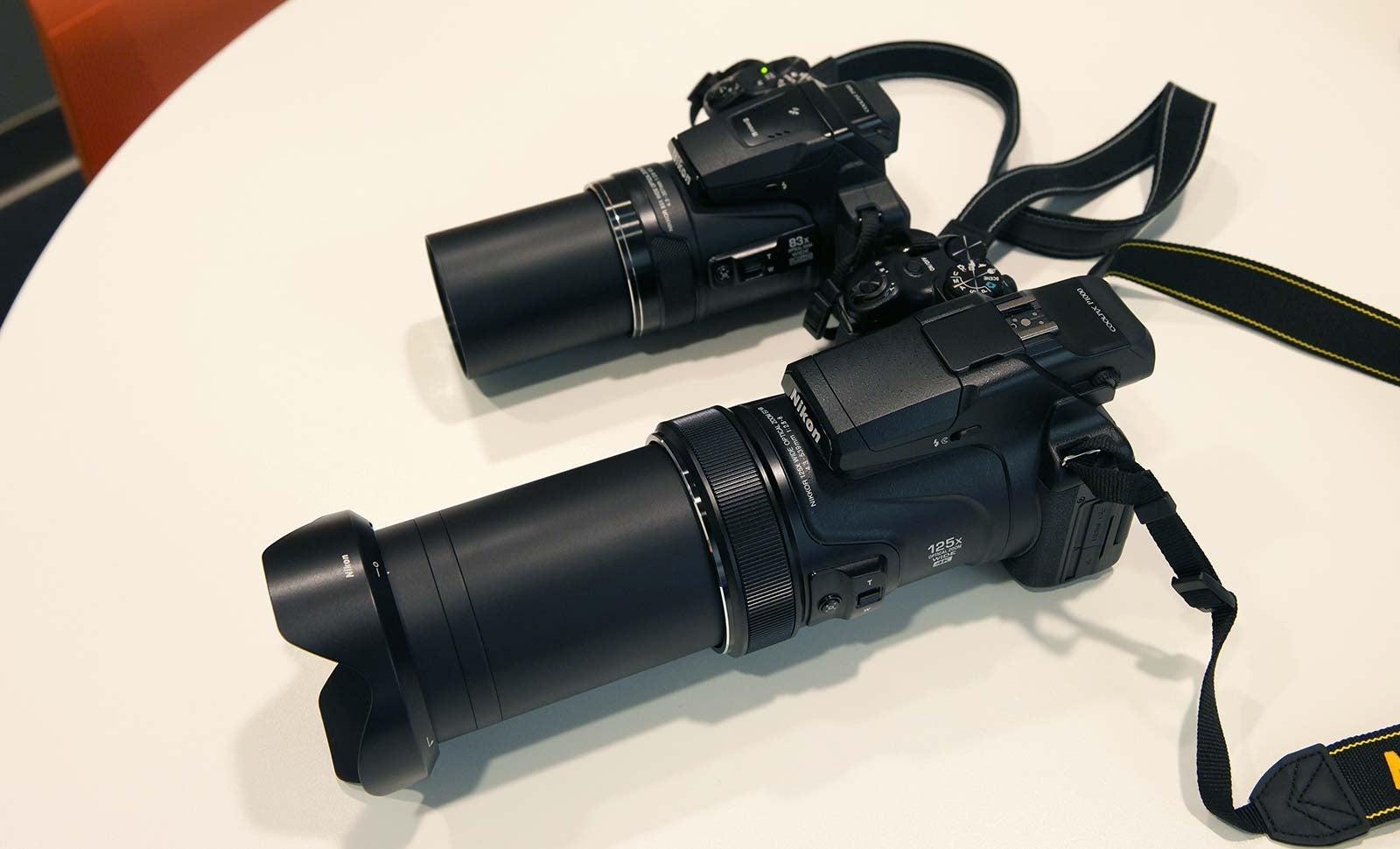 Nikon's New CoolPix P1000 Has a Bananas 125x Zoom Lens