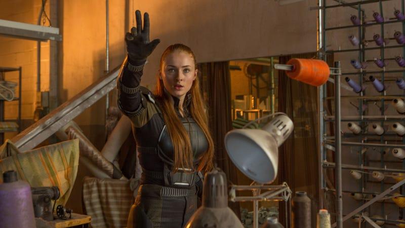 Sophie Turner in X-men: Apocalypse