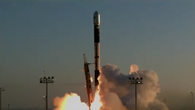 Firefly Aerospace Rocket Explodes During Inaugural Test Launch