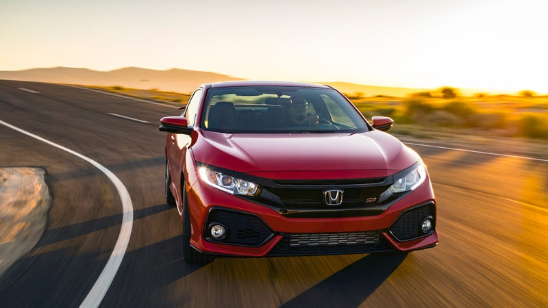 Illustration for article titled You Can Finally Get A Great Deal On A Honda Civic Si