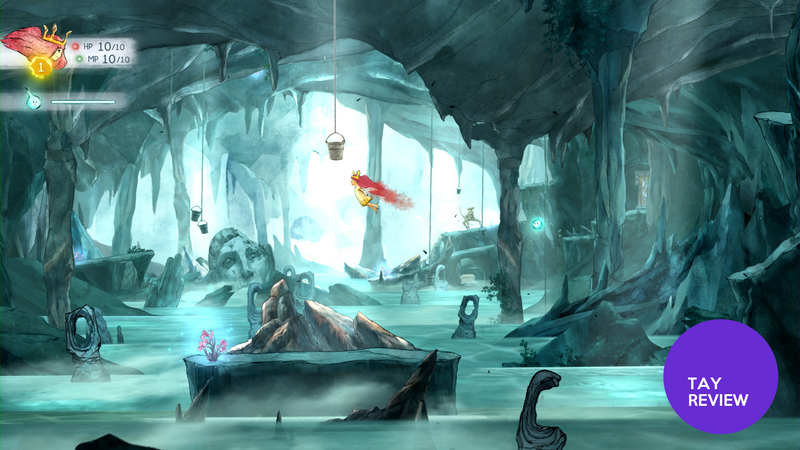 Illustration for article titled Child of Light: The TAY Review
