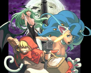 Illustration for article titled A New Darkstalkers Would Be Street Fighter Producer's Dream Project