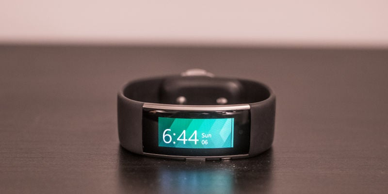 Microsoft discontinues its Band fitness wearable