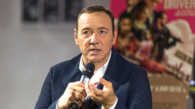 Illustration for article titled Kevin Spacey Wears Hat Insisting He Just 'Retired,' Not That Other Thing