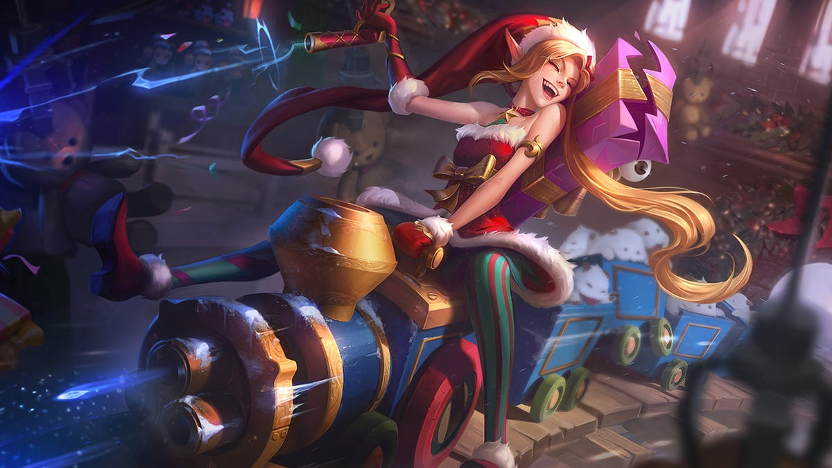 League of Legends Player Hits Level 300 After Days Of Crushing Bots