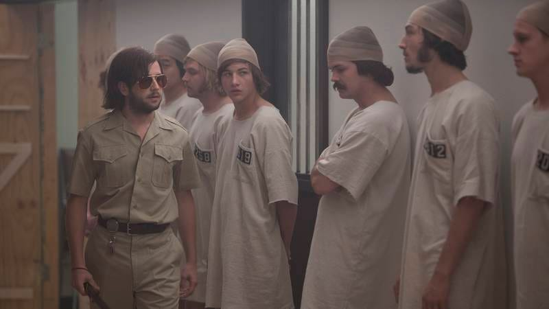 Illustration for article titled A superb young cast brings The Stanford Prison Experiment to queasy life