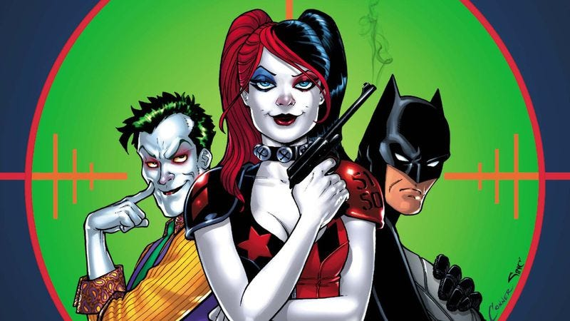 Illustration for article titled Harley Quinn #25 features a breakthrough for DC's hit character