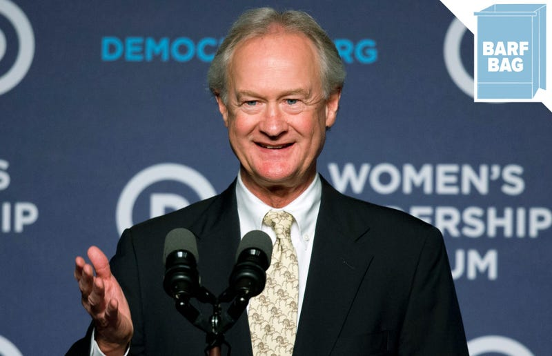 I'm a Virgo Sun With Lincoln Chafee Rising