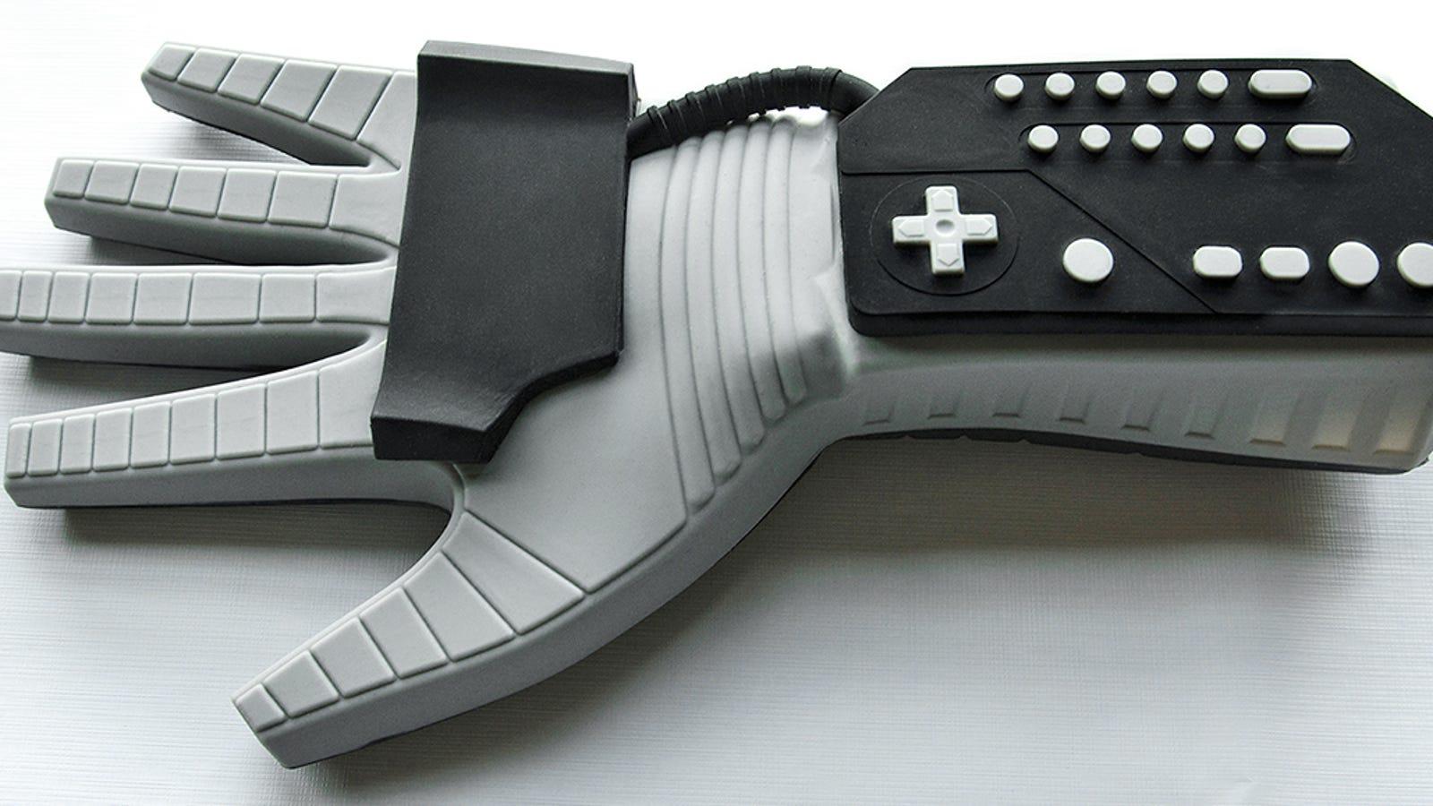Fami-complex: Repairing The Power Glove - Part 1