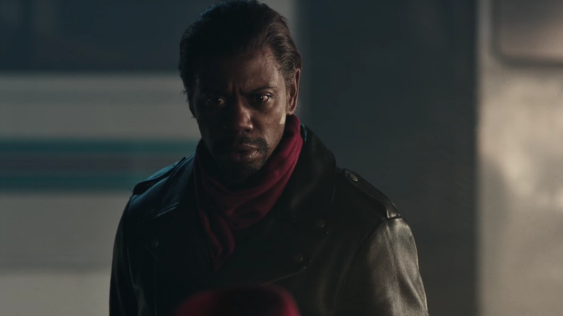Walking Dead's Negan Can't Kill Hope on Dave Chappelle SNL Sketch
