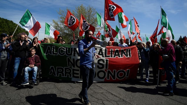 Italian Court Orders Facebook to Restore Neo-Fascist Party s Account
