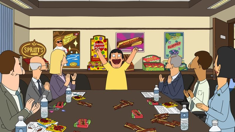 Illustration for article titled Bob's Burgers finds the hilarity in chaos