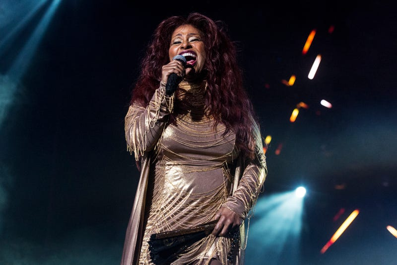 Chaka Khan at the 2017 Essence Festival at the Mercedes-Benz Superdome on July 1, 2017, in New Orleans (Amy Harris/AP Images)