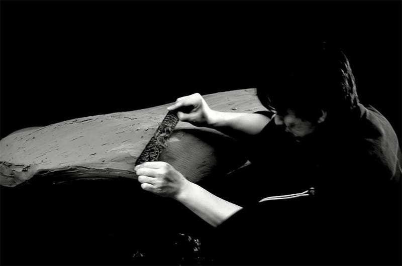 Illustration for article titled Why Clay-Modeling Car Designers Love Getting Their Hands Dirty