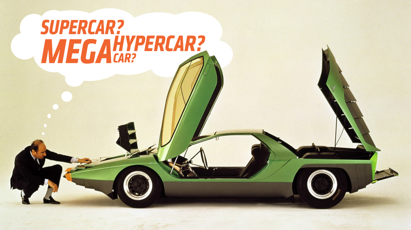 Its Time To Finally Define Supercar And Hypercar - Supercar