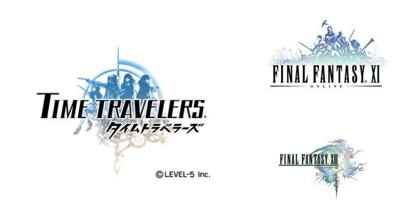 Illustration for article titled That Sure Looks Like a Final Fantasy Logo