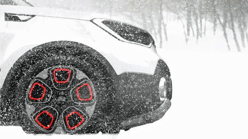 Illustration for article titled Kia Is Rolling Out An Electric AWD 'Off-Roader' Concept Next Month