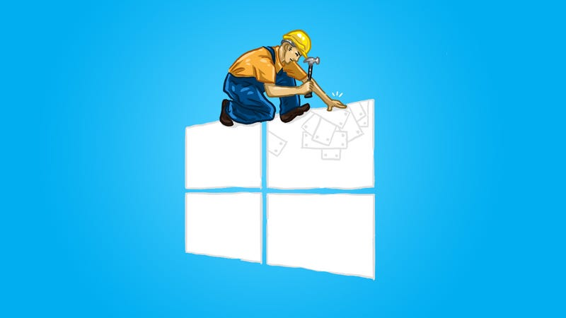 Illustration for article titled How to Tweak Windows 10 and Fix Its Minor Annoyances