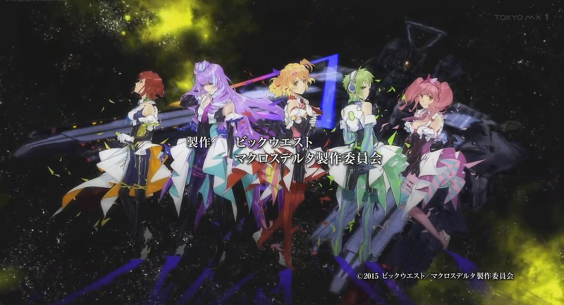 Illustration for article titled The Macross Delta film will premier in February 2018
