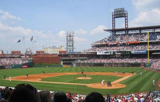 Illustration for article titled NLDS Game 1 Live Blog: Phillies Vs. Rockies