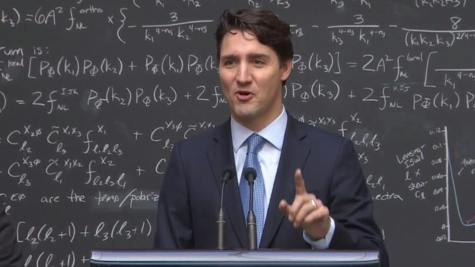Everyone Should Be Able To Explain Quantum Computing Like Justin Trudeau