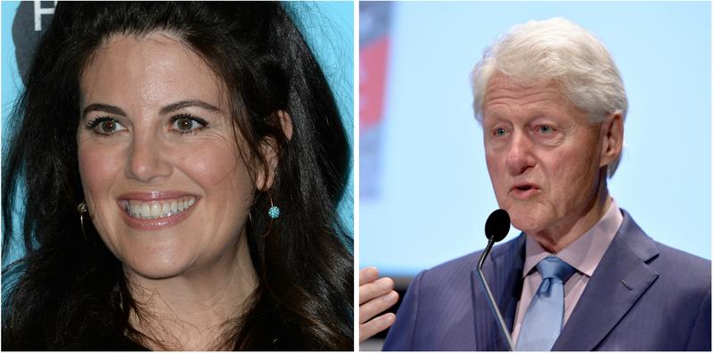 Monica Lewinsky, Bill Clinton